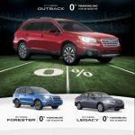 Tucson Subaru TNI Advertisement