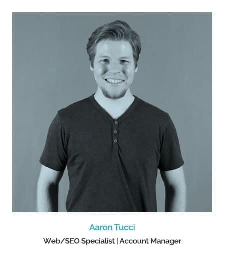 Aaron Tucci - Tucson SEO Agency Tucci Creative Web Director
