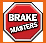 Brake Masters Logo