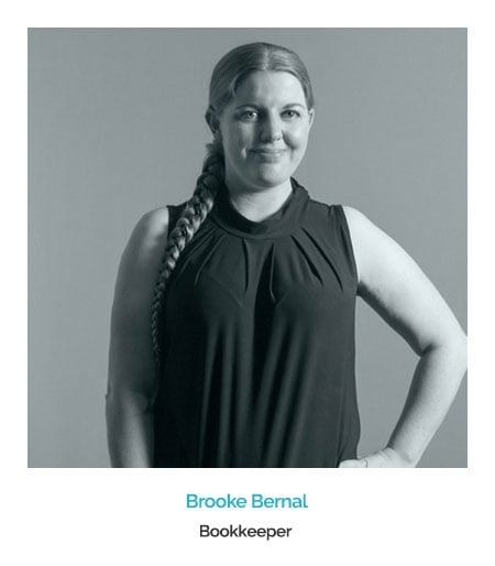 Brooke Bernal - Tucson Advertising Agency Tucci Creative Bookkeeper