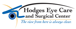 Hodges Eye Care Logo
