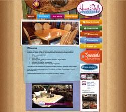 HomeStyle Galleries Website