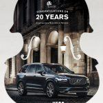 Volvo 20 Years Print Ad