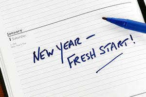 New Year Marketing